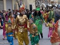 Carnaval - Lunes 19