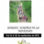 Cartel Semana Europea Movilidad