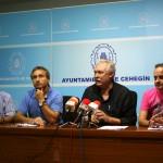 Presentación premios al deporte murciano
