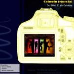 Cartel curso fotografía nocturna