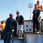 Podio M.Maratón Alicante