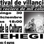 Cartel Festival Villancicos
