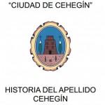 Libro apellido Cehegín