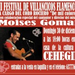 II Festival villancicos flamencos