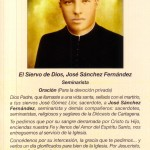 Proceso beatificación José Sánchez 2