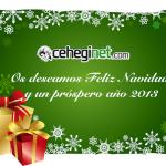 Feliz Navidad Cehegín