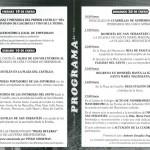 Programa de Fiestas de San Sebastian Cehegín 2013