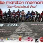Bike Maratón Memorial Luis Fernández de Paco 2013