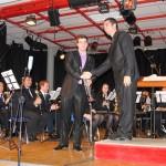 El trompetista Rubén Simeó llena la Casa de la Cultura