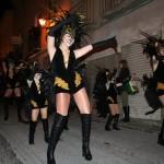 El Gran Desfile del Carnaval de Cehegín derrocha colorido, belleza y fantasía ante miles de personas