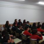 OLYMPUS DIGITAL Los escolares reciben charlas sobre la separación selectiva de residuos domésticos