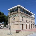 El albergue de la antigua estación de tren de Cehegín se promociona en FITUR