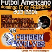 Los Wolves juegan en Cartagena