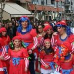 El Desfile Infantil del Carnaval inunda de colorido y alegría las calles de Cehegín