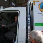 El Ayuntamiento adquiere un nuevo camión para la recogida de basura