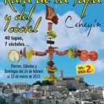 Un total de 40 tapas y 7 cócteles participan en 'la Ruta' de Cehegín desde este domingo
