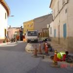 Obras y Servicios comienza la renovación de la red de agua potable en el barrio de San Juan