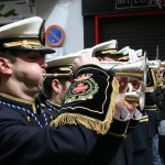 Miles de personas arropan a las bandas de tambores y cornetas en las calles de Cehegín