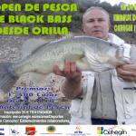 El embales del Argos acogerá el I Open de Pesca de Black Bass desde Orilla