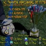 El VI Torneo Nacional de Fútbol 8 'Ciudad de Cehegín se celebrará el 28 de marzo