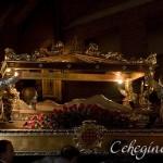 Cehegín se tiñe de luto en la tarde de Viernes Santo