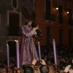 La imagen de Nuestro Padre Jesús Nazareno recorrerá hoy las calles del casco antiguo