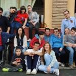 Más de 50 niños y jóvenes participan en la escuela de Semana Santa