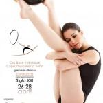 Gimnastas cehegineras participan este fin de semana en el Campeonato Base Individual y Copa de la Reina Sofia