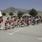 Gran actuación de Cehegín en la Final Regional Escolar de Duatlón