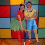 Las actividades del Día del Libro prosiguen con el espectáculo 'Colorín Colorete'