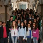 Cehegín recibe a los alumnos alemanes del intercambio cultural