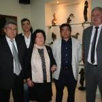 María Semitiel recoge el galardón de 'Ceheginera Destacada' por su labor artística y humanitaria