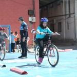 Un millar de alumnos de Primaria han participado en las XII Jornadas de Educación Vial Escolar