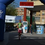 Cristbal Garca vence en el Duatln Ciudad de Murcia y se proclama campen regional en Sprint