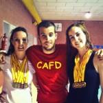 8 oros, un bronce y un record de España para el C.N. Arena de Cehegín