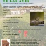 Programa dia mundial aves 2013 Coto Real