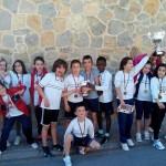 Final de atletismo en Cartagena