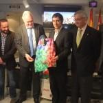 Presentación Copa del Mundo de Orientación en Murcia