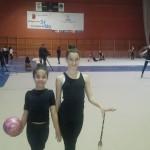 Gimnastas Campeonato regional