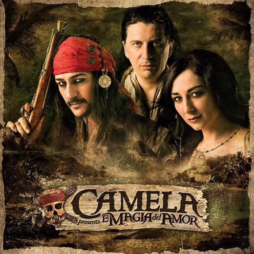 grupo musical camela: