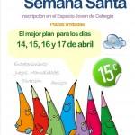 Escuela Semana Santa
