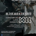 CARTEL XII LAN PARTY