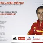 Cartel Campus Javier Miñano