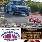 Cartel Rally Cehegín