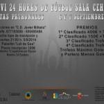 24 HORAS DE FÚTBOL SALA