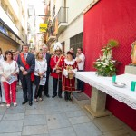 Anada Ofici Missa i desfilada Santes 2014