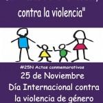 Día contra la violencia de género (1)