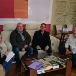Asociación D'Genes reunión Cehegín