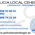 Policia informacion