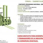 CURSO CARRETILLAS ELEVADORAS